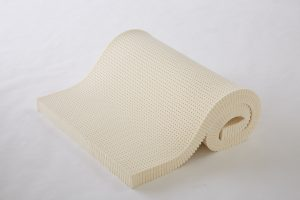 rolled Talalay latex core