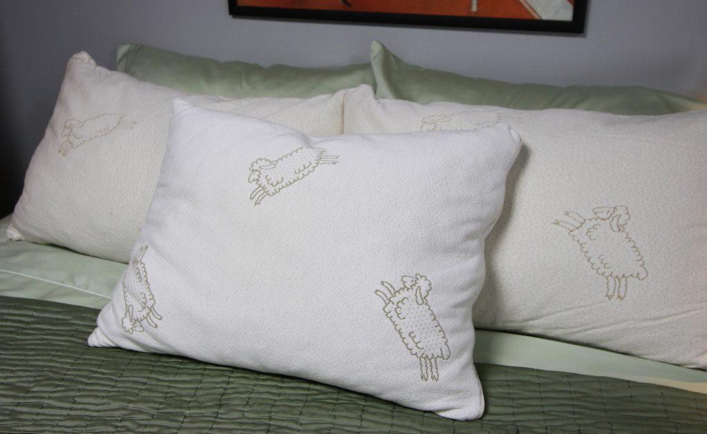 Natural Talalay Latex Shredded Pillow