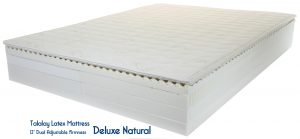 Deluxe Natural Talalay Latex Mattress