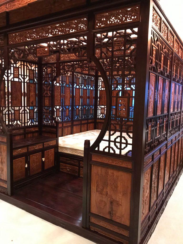 16th Century Opium Bed