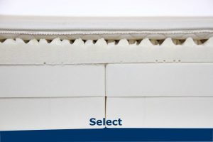 Select Natural Talalay Latex Mattress. Personalized for you.