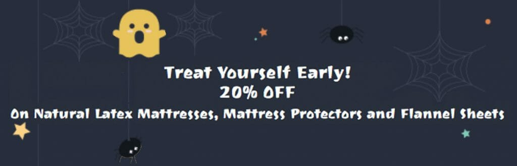 save 20% treat yourself early