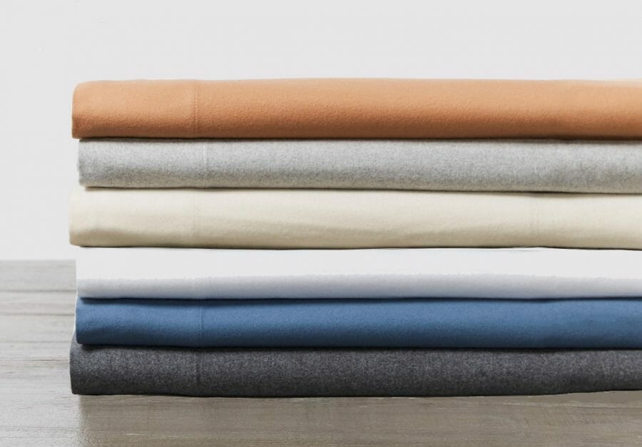 Coyuchi Organic Flannel Sheets