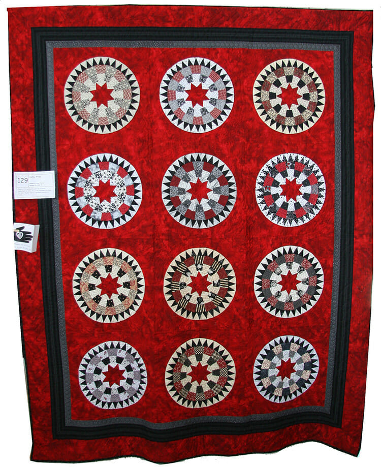 Celtic Pride Quilt for Packie