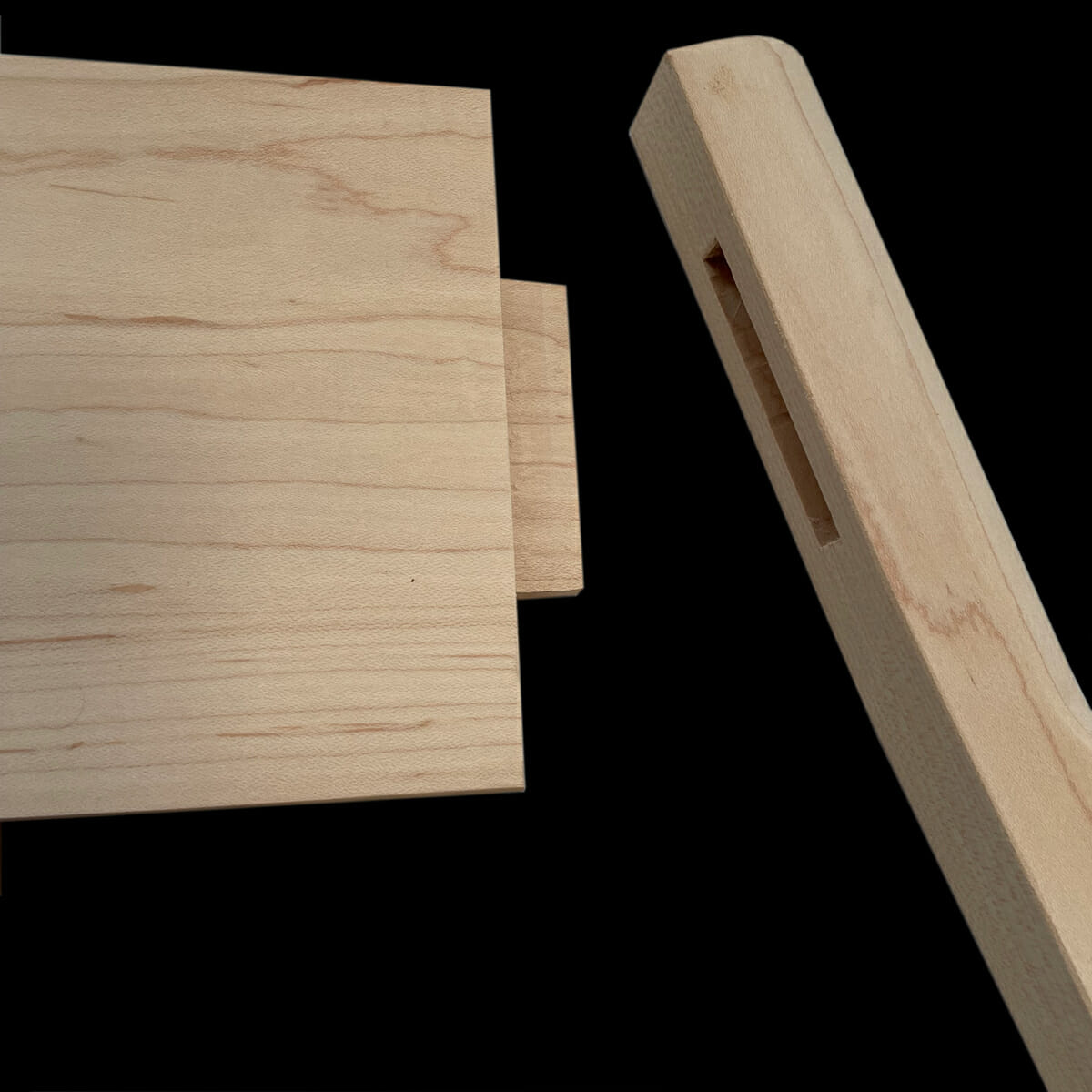 Mortise and Tenon wood joints